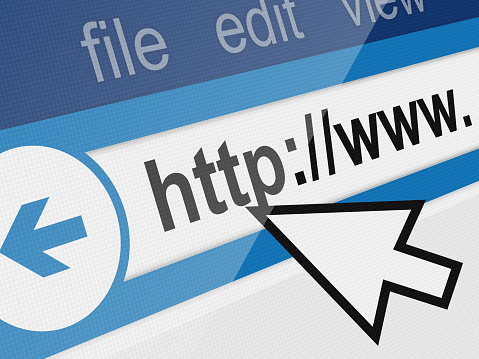 Web Page Access Stock Photo - Download Image Now - iStock