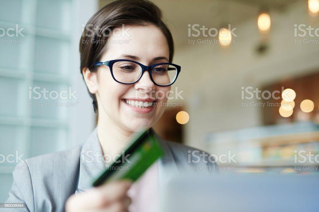 Web-shopping Lizenzfreies stock-foto