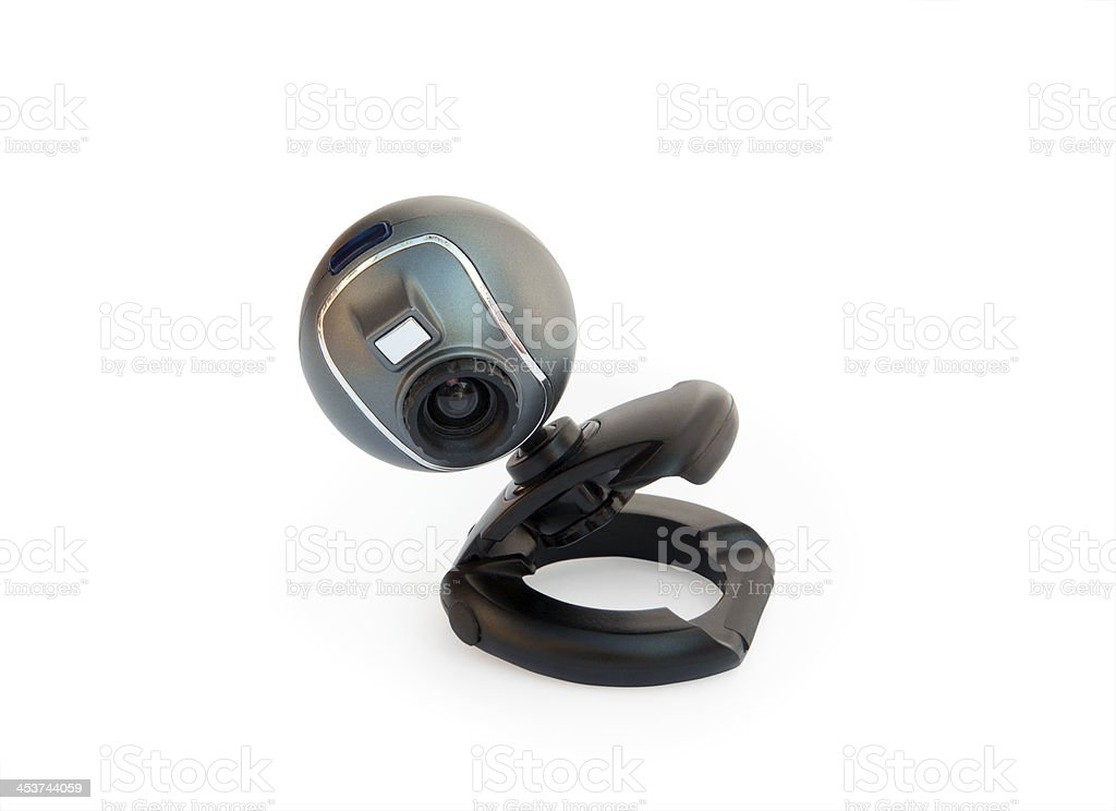 Webcam Stock Photo & More Pictures of Black Color - iStock