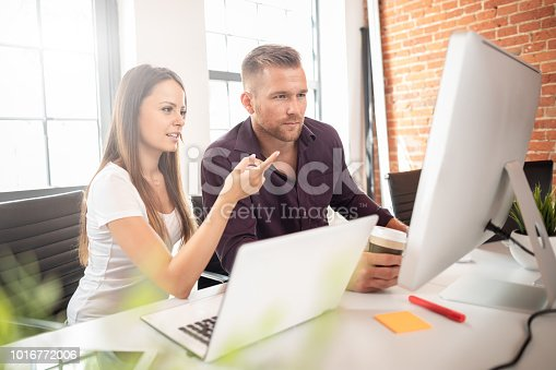 istock Website design. Developing programming and coding technologies. 1016772006