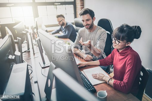 518433812istockphoto Website design. Developing programming and coding technologies. 832124716