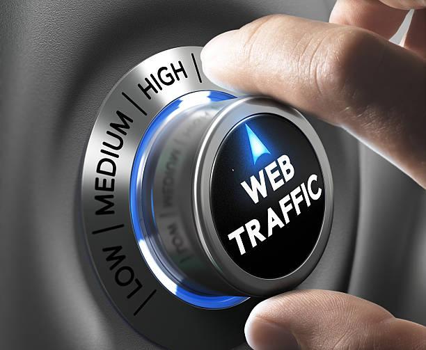 website traffic - trafik bildbanksfoton och bilder