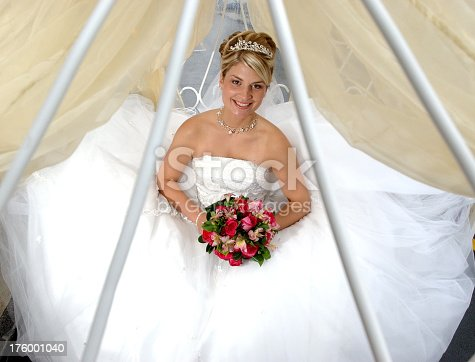 young wed girl