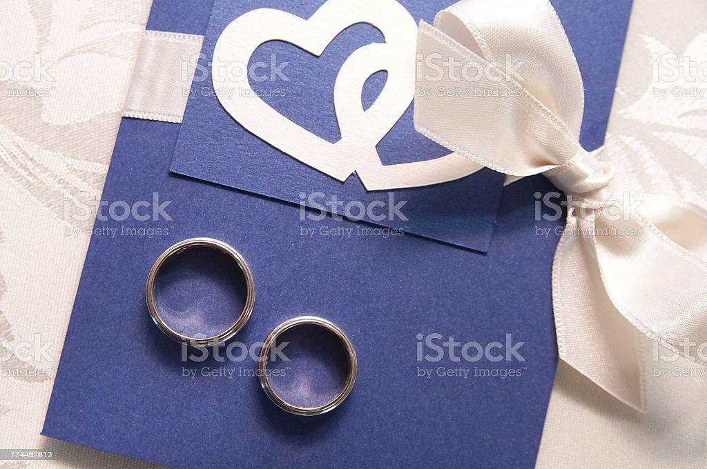 Wedding Accesories royalty-free stock photo