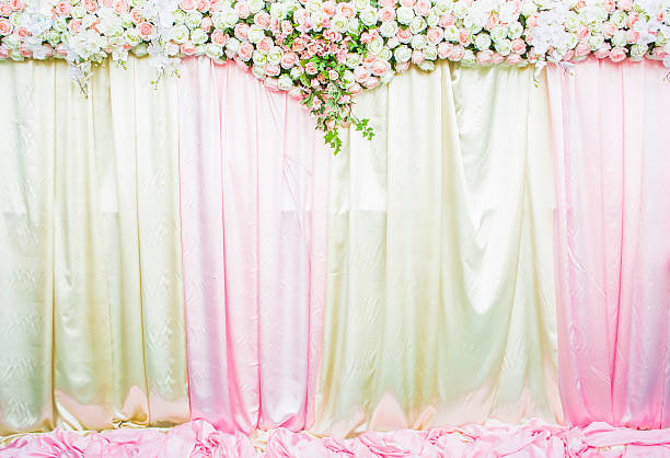 Best Wedding Stage Background Stock Photos Pictures