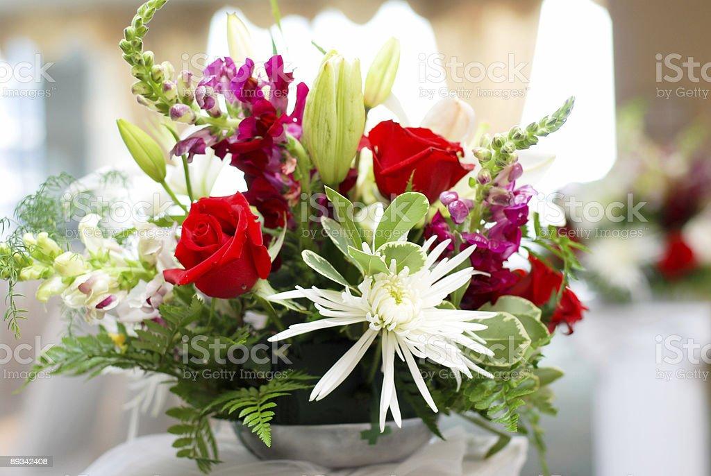 Wedding bouquet royalty-free stock photo