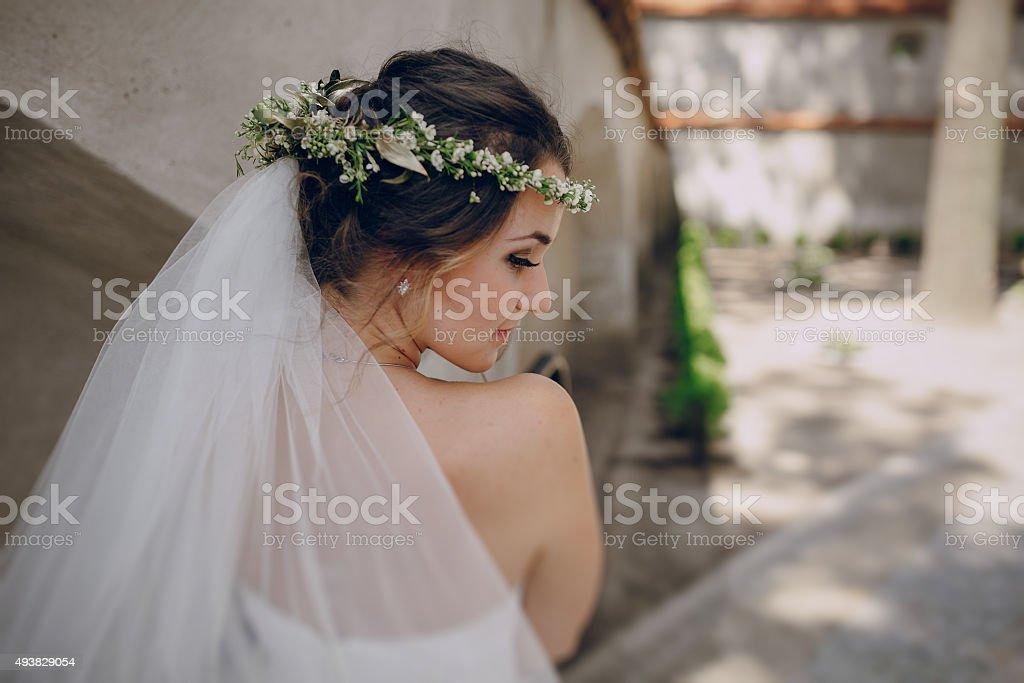 wedding bride HD stock photo