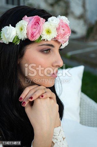 506798692istockphoto Wedding bride in outdoor 1140114813