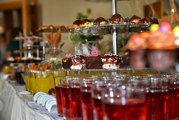 - buffet - einladungskarten kostenlos stock-fotos und bilder