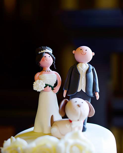 decorazione torta nuziale - sugar cane foto e immagini stock