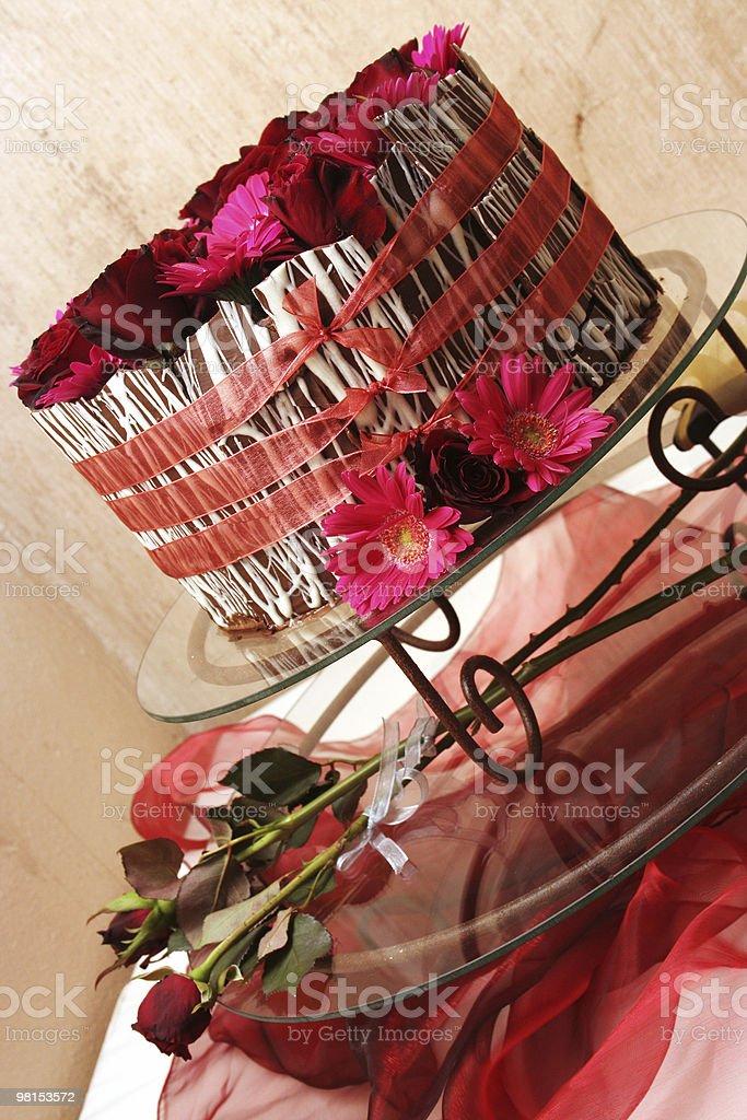 웨딩 케이크 royalty-free 스톡 사진