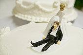 Wedding Cake Top
