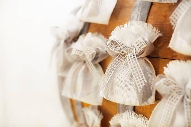 Caramella di matrimonio - foto stock