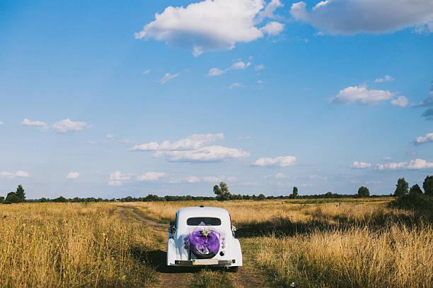Hochzeit Auto – Foto