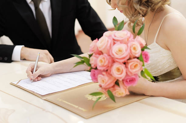 1 240 Wedding Registry Stock Photos Pictures Royalty Free Images Istock