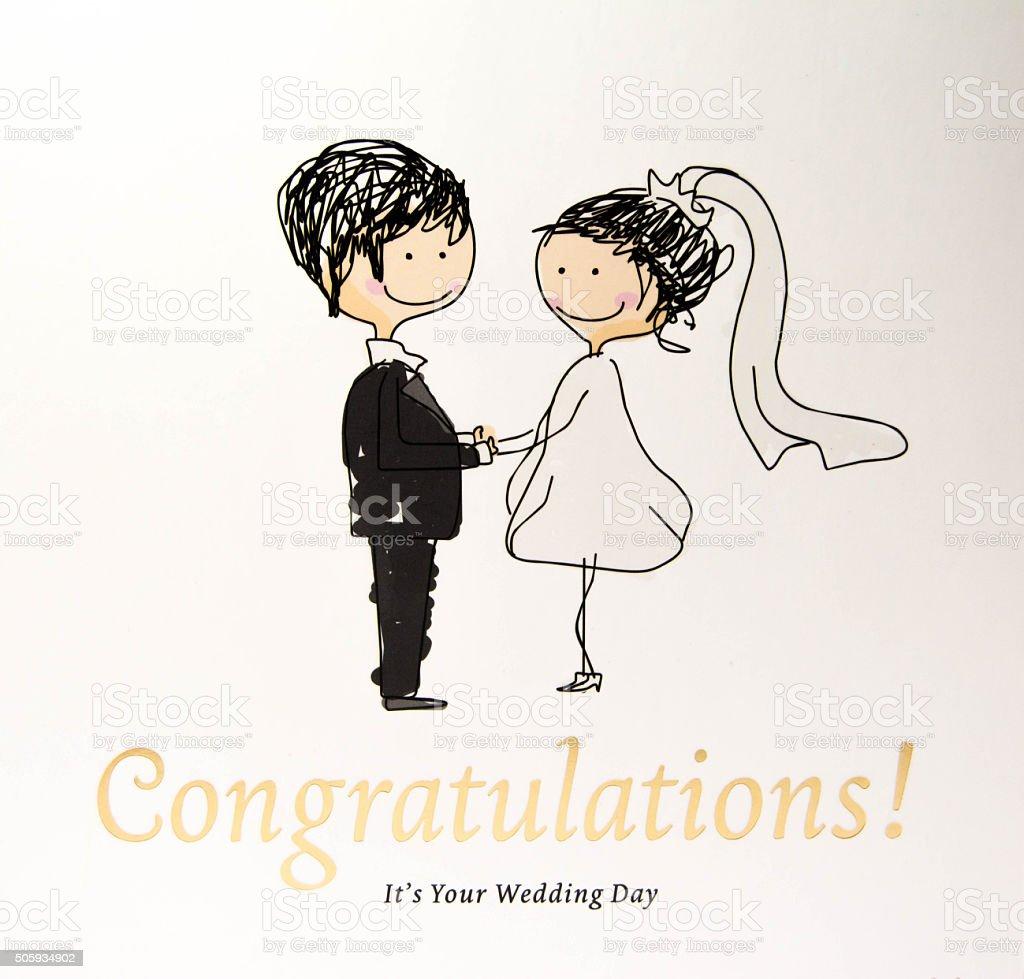 Wedding Congratulations Stock Photo Download Image Now Istock