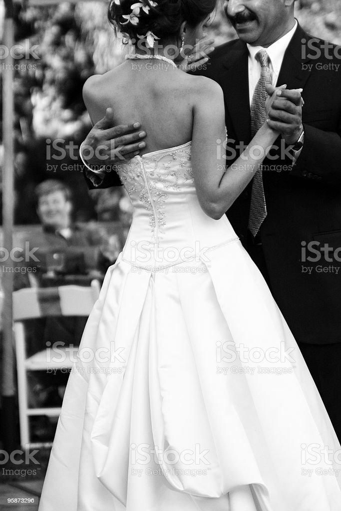 wedding dance royalty-free stock photo