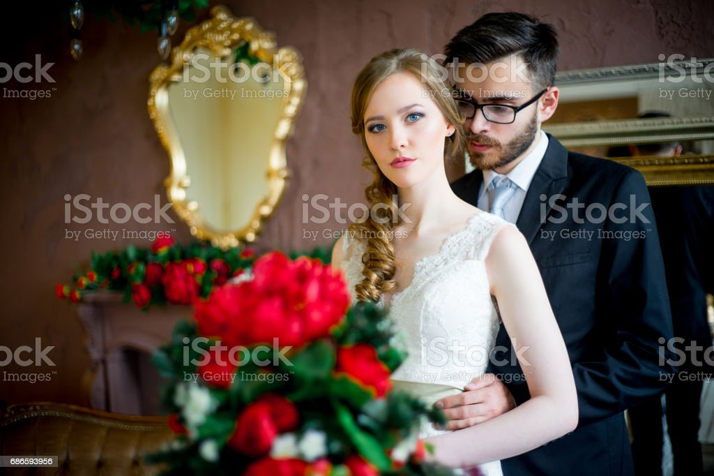 Wedding day concept royalty-free stock photo