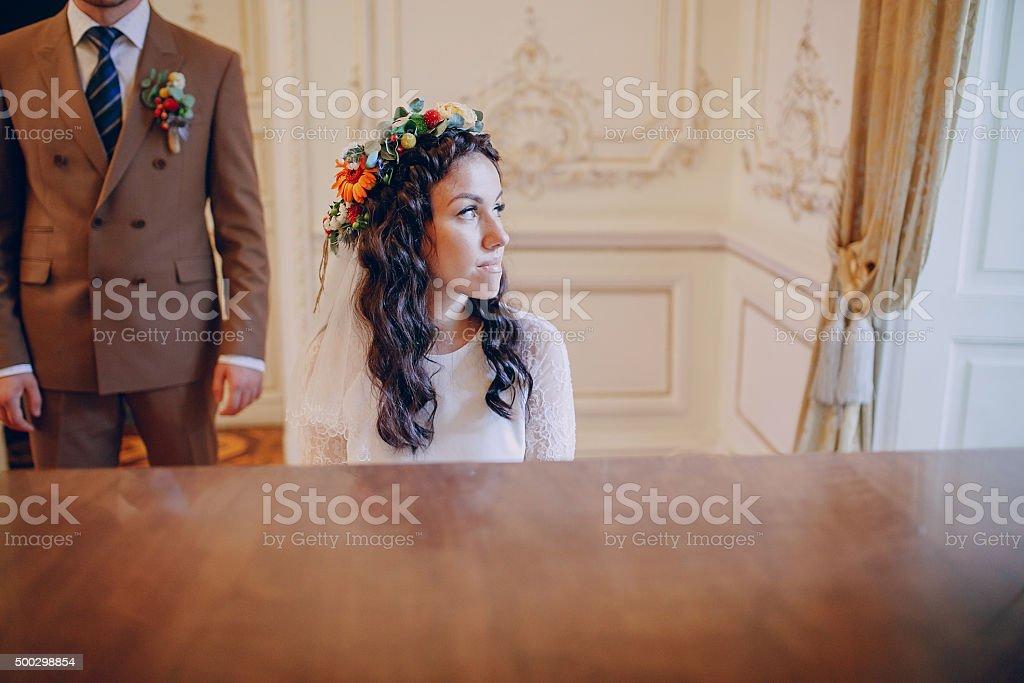 wedding day HD stock photo