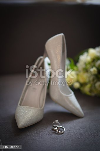 638784780 istock photo wedding details 1191913771