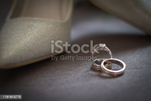 638784780 istock photo wedding details 1191913775