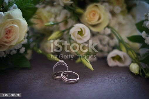638784780 istock photo wedding details 1191913791