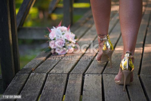 638784780 istock photo wedding details 1191913868