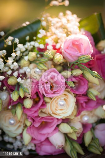638784780 istock photo wedding details 1191913916
