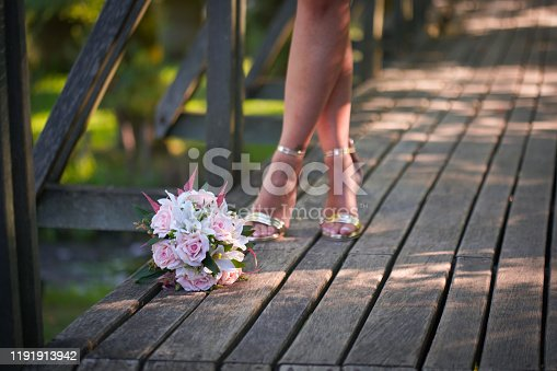 638784780 istock photo wedding details 1191913942