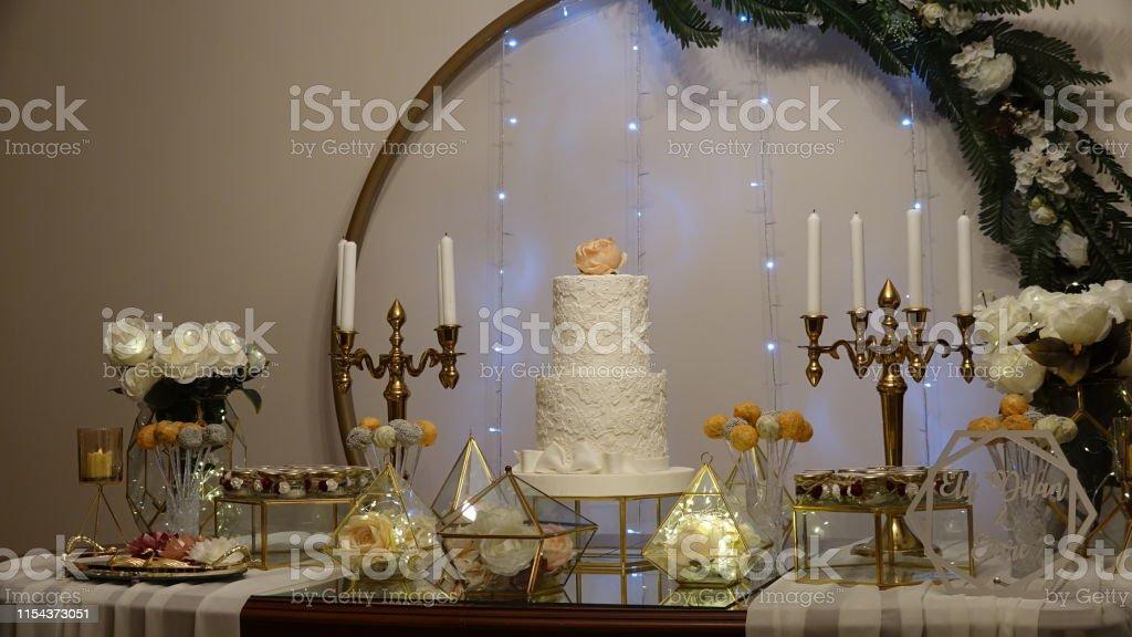 Wedding Dinner Celebration Stock Photo Download Image Now Istock