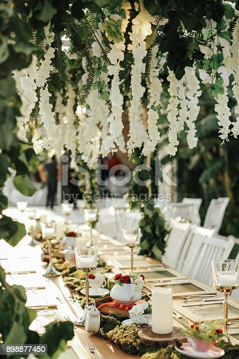 Wedding Dinner Celebration