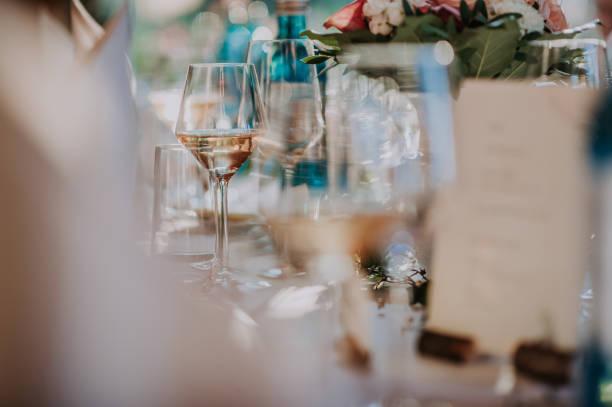 Hochzeit Dinner Tisch – Foto