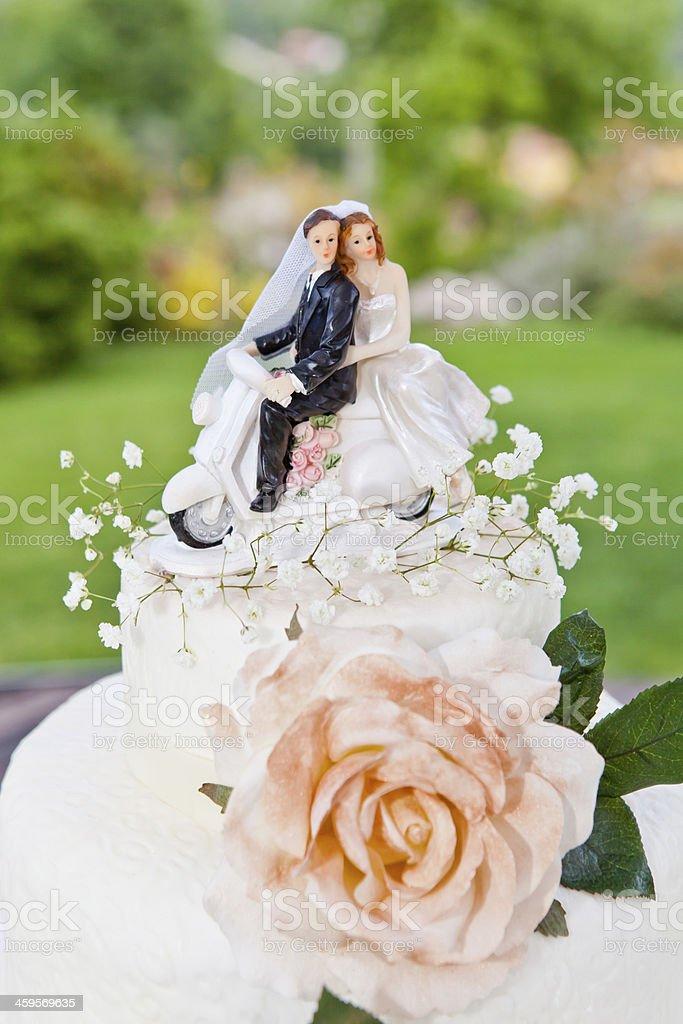 Hochzeit-Puppen – Foto