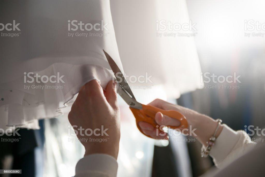 Wedding dressmaker – zdjęcie