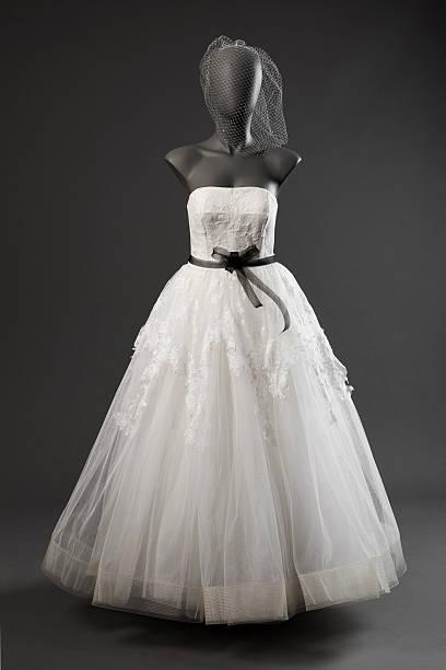 wedding dress,wedding, - hochzeitskleid in schwarz stock-fotos und bilder