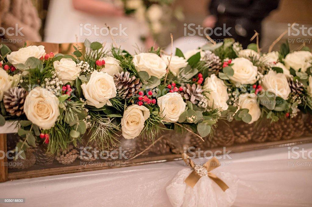 Hochzeitsblumen – Foto