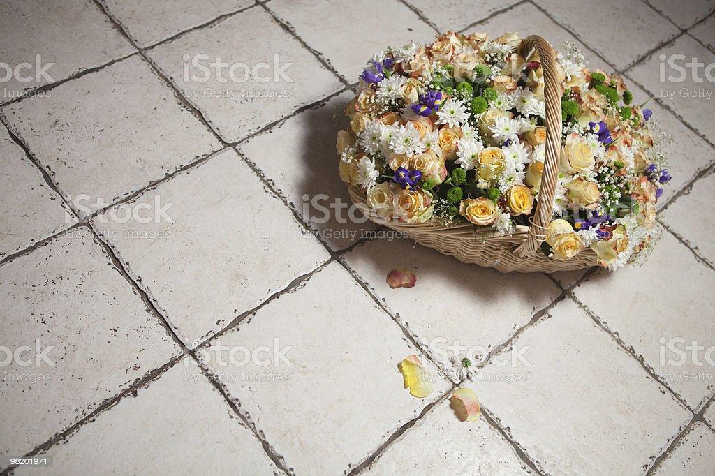 웨딩 꽃 royalty-free 스톡 사진