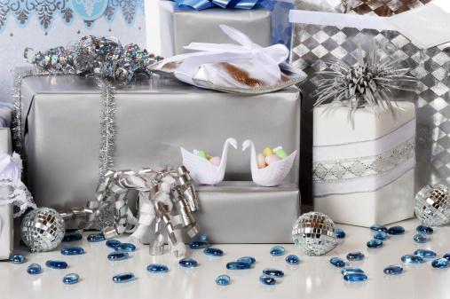 155315629 istock photo Wedding Gifts 155315629