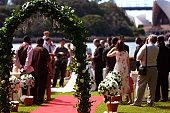 wedding in sydney