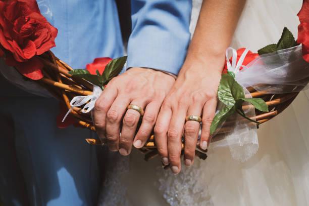 Hochzeit in Weiß – Foto