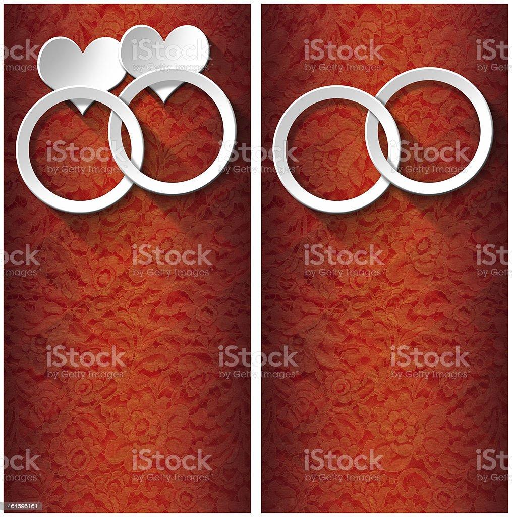 Wedding Invitation - N3 royalty-free stock photo