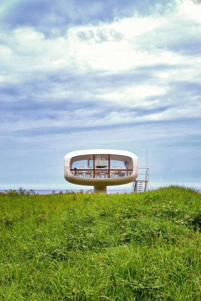 wedding location on the baltic sea beach in binz. registry office on the island of rügen. mecklenburg-vorpommern germany - hymen stock photos and pictures