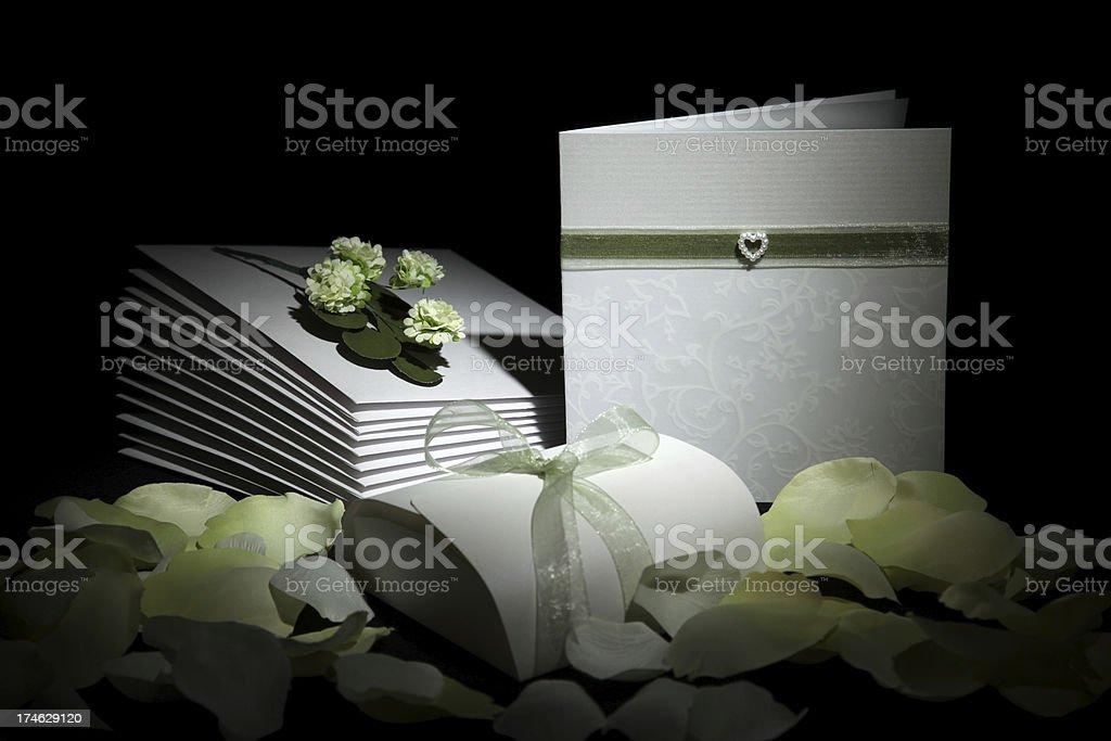 Wedding mistery royalty-free stock photo