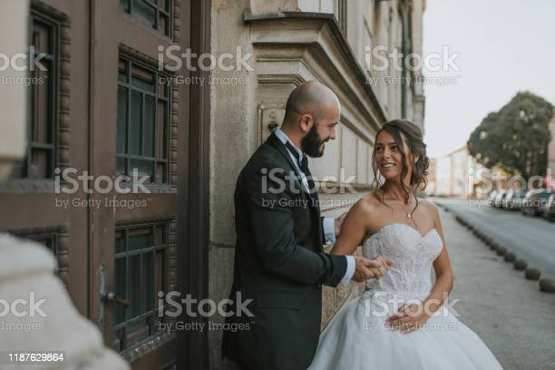 Wedding Photosesion Stock Photo - Download Image Now