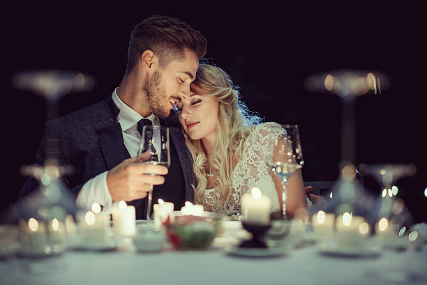 wedding - dating stock photos and pictures