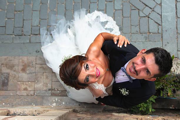 Hochzeit Porträt – Foto