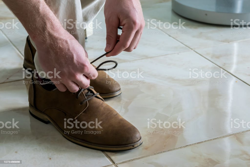 Wedding preparations in the Caribbean stock photo
