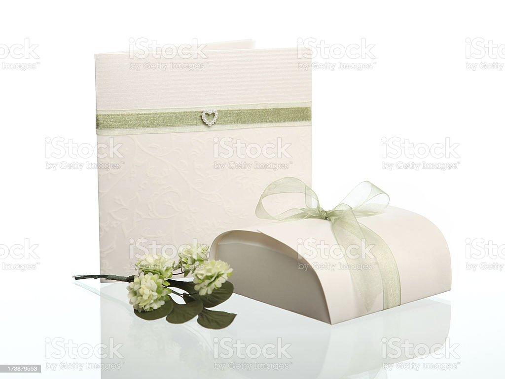 Wedding Preparations royalty-free stock photo