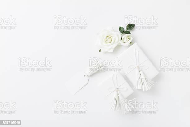 Wedding presents on white background decorated with tassels and roses picture id851716948?b=1&k=6&m=851716948&s=612x612&h=wdgdo7b5kltwinnqibxsqz4chkq0u  azrtbgkyd8fg=