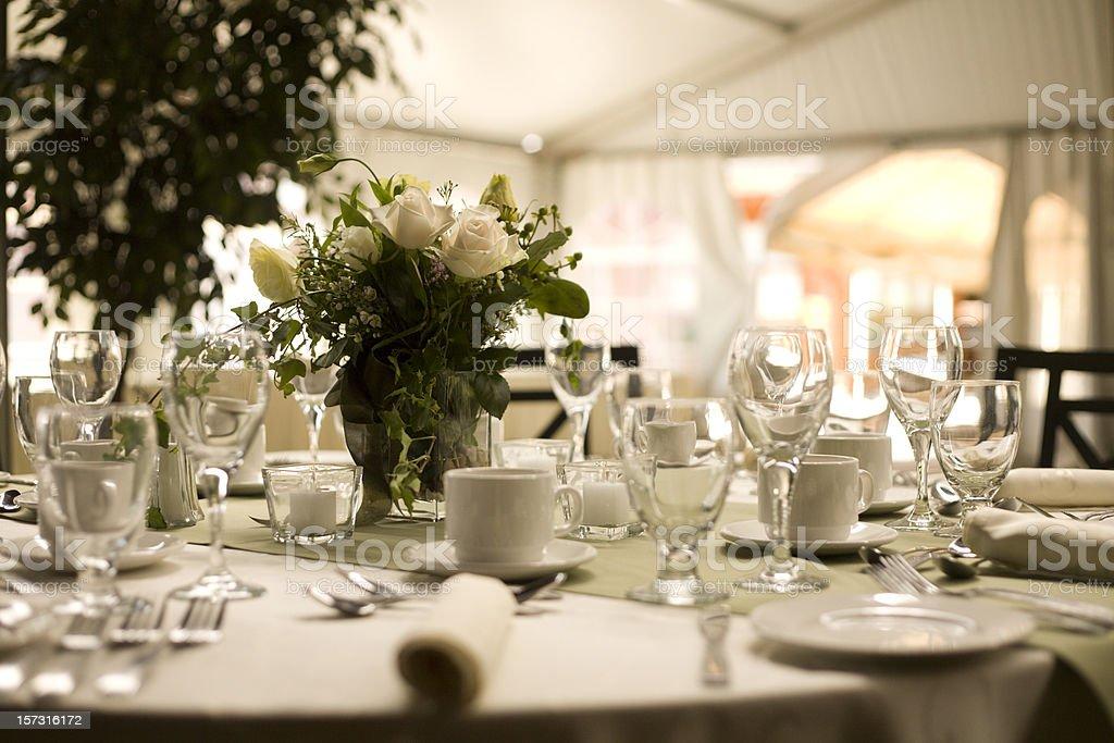 Réception de mariage. - Photo